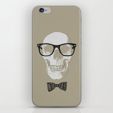 nerd4ever iPhone & iPod Skin