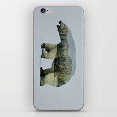 The Arctic Polar Bear iPhone & iPod Skin