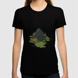 De passage en ville T-shirt