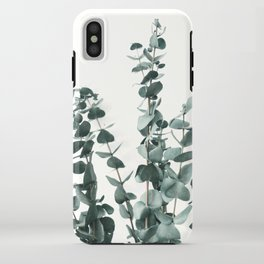 Eucalyptus Leaves iPhone Case