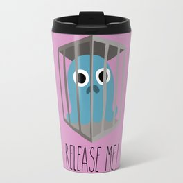 Life is strange Before the storm - Caged Ghost Travel Mug
