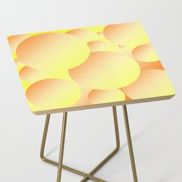 Sunny Bubbles Side Table