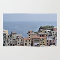 italian Area & Throw Rugs featuring Italian dream by Eva Nimes