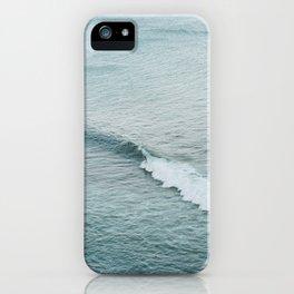 Solitude Ocean iPhone Case