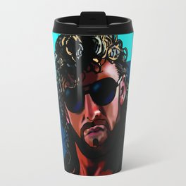 Kenny Omega Portrait Travel Mug