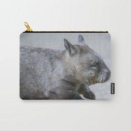 Australian Wombat Carry-All Pouch