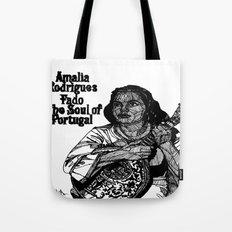 Fado Amália  Tote Bag