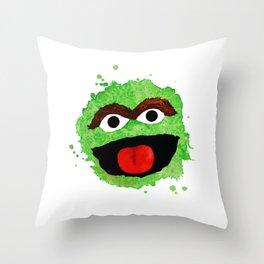 Oscar Throw Pillow