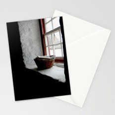 Basket in the Window Stationery Cards