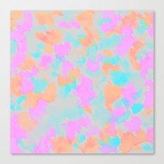 Confetti bloom  Canvas Print