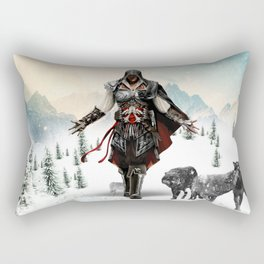 Assassin's Creed Rectangular Pillow