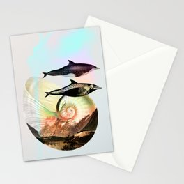 Steno rostratus Stationery Cards