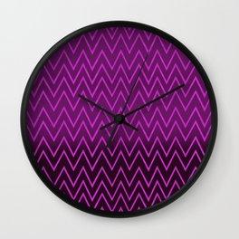 ▲zig zag=zig zag▲ Wall Clock