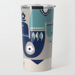 i'm the bee in your bonnet Travel Mug