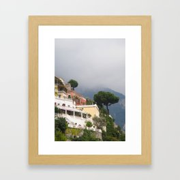 amalfi 264 Framed Art Print
