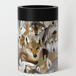 Wolves o´clock (Time to Wolf) Can Cooler
