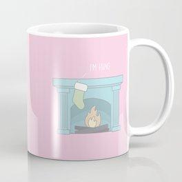 Hung #kawaii #christmas Coffee Mug