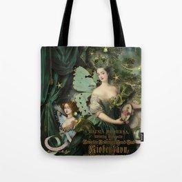 Emerald Tote Bag
