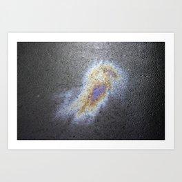 Oil Love Art Print