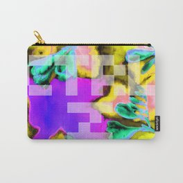 Floral Spring - (6) Carry-All Pouch
