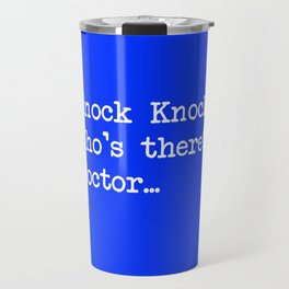 Knock-Knock 1 Travel Mug