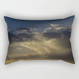 CrocoCloud Rectangular Pillow