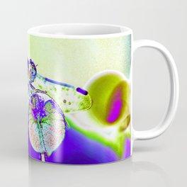 DRAGONFLY BLUE Coffee Mug
