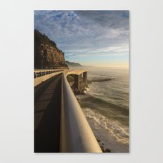 Railing Canvas Print