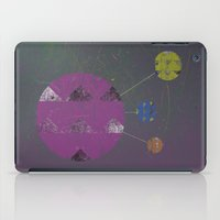 compass iPad Cases featuring Compass by Last Call