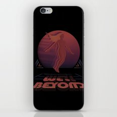 Well Beyond iPhone & iPod Skin