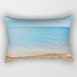 Tropical Beaches Rectangular Pillow