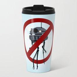 Drones are spooky? Travel Mug