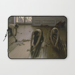 Gustave Caillebotte - The Floor Planers Laptop Sleeve