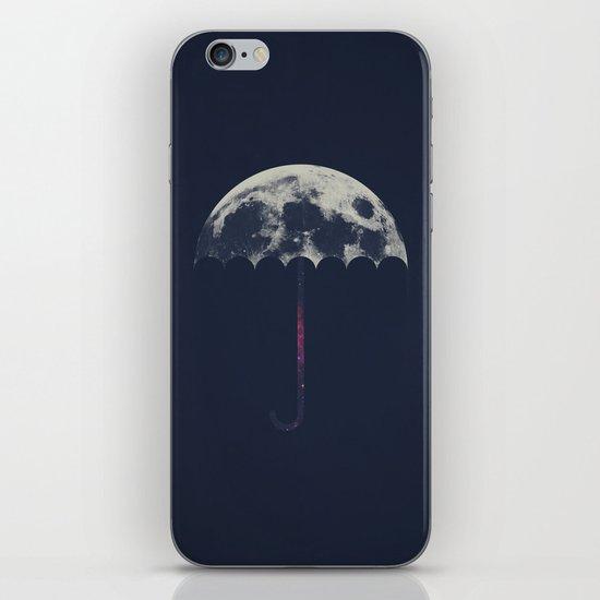 Space Umbrella iPhone Skin