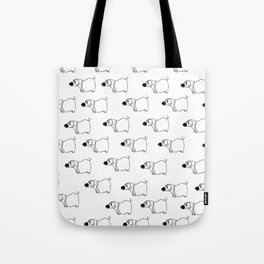 All about Chuck Tote Bag