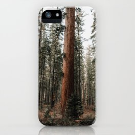 Walking with Giants iPhone Case