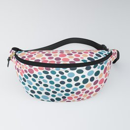 Abstract Dots Fanny Pack