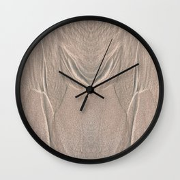 Beach Art 3 Wall Clock
