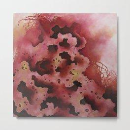 Biomorphic Untitled 5 Metal Print