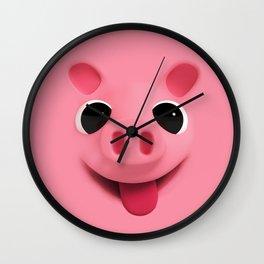 Rosa FULL Wall Clock
