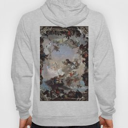 Giovanni Battista Tiepolo - Allegory of the Planets and Continents 1752 Hoody