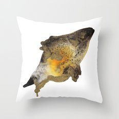 P i s c i s A u r e u m Throw Pillow