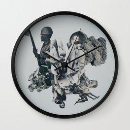 Bloodfire Wall Clock