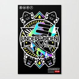 Undergarden Canvas Print