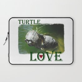 Turtle Love Laptop Sleeve