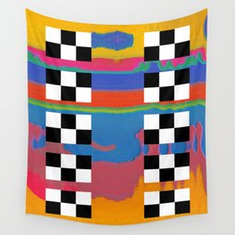 drag scan Wall Tapestry