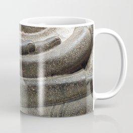 Serenity Buddha Meditating Coffee Mug