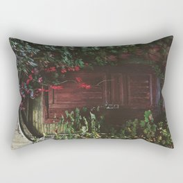Secret Door Rectangular Pillow