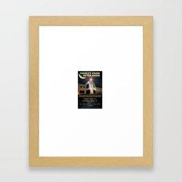 PPADbb Framed Art Print
