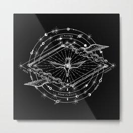 Insight Metal Print